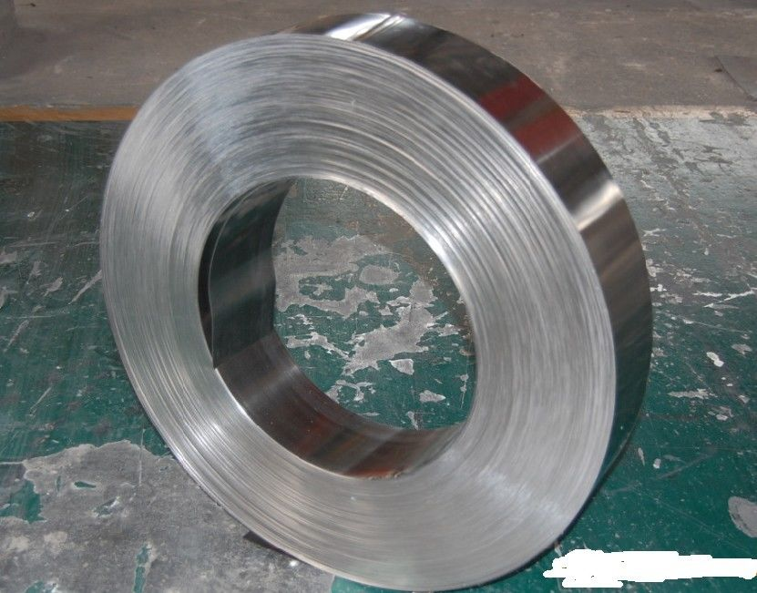 High quality 7mm - 350mm Width 201 / 202 / 304 Cold Rolled Stainless Steel Strip in Coil